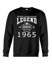 Living Legend Since 1965 T-Shirt Crewneck Sweatshirt thumbnail