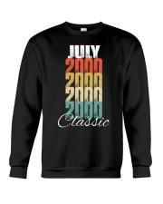 July 2000 18 Aged Classic TShirt Crewneck Sweatshirt thumbnail