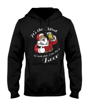 It Is The Most Wonderful Time For A Beer TShirt Hooded Sweatshirt thumbnail
