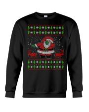 Santaclaus Dabbing Sweater T-shirt Crewneck Sweatshirt thumbnail