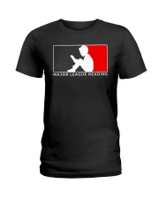 Major League Reading TShirt Ladies T-Shirt thumbnail
