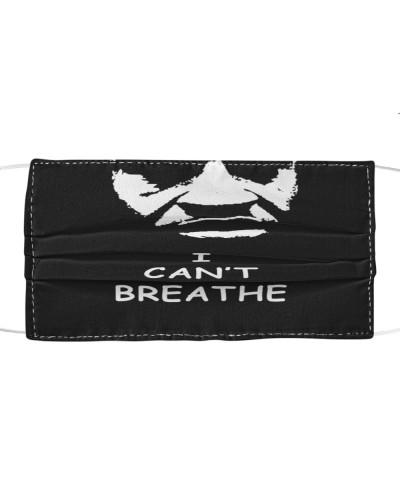I Can't Breath Help George Floyd Face Mask