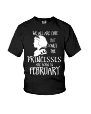 Snow-white-born-in-february Youth T-Shirt thumbnail