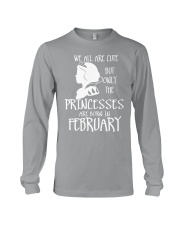 Snow-white-born-in-february Long Sleeve Tee thumbnail