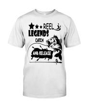 legends fish Classic T-Shirt thumbnail
