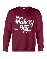happy mothers day Crewneck Sweatshirt thumbnail