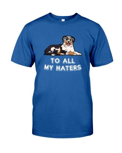 Australian Shepherd - To All My Haters