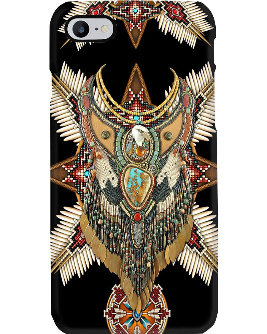 Native Owl 12112 Phone Case