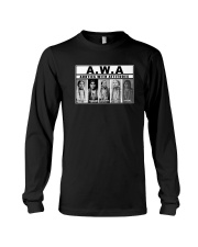 aunties with attitude Long Sleeve Tee thumbnail