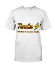 Tesla  Classic T-Shirt thumbnail