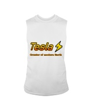 Tesla  Sleeveless Tee thumbnail