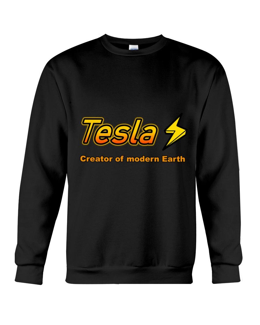 Tesla  Crewneck Sweatshirt