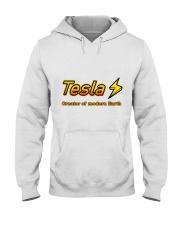 Tesla  Hooded Sweatshirt thumbnail