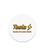 Tesla  Circle Magnet thumbnail