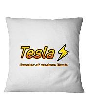 Tesla  Square Pillowcase thumbnail