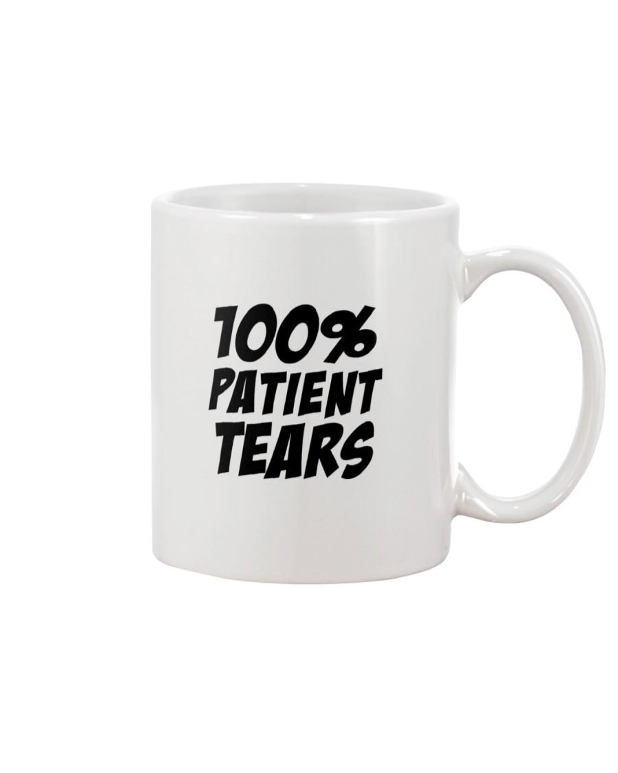 Patient Tears Mug