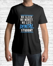Dental Student Life Classic T-Shirt lifestyle-mens-crewneck-front-1