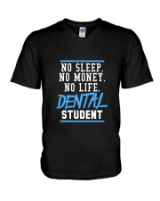 Dental Student Life V-Neck T-Shirt thumbnail