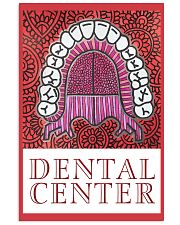 Dental Center Banner Poster 11x17 Poster front