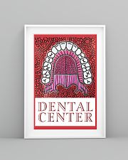 Dental Center Banner Poster 11x17 Poster lifestyle-poster-5