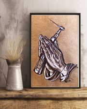 The Praying Hands 11x17 Poster lifestyle-poster-3