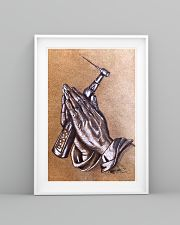 The Praying Hands 11x17 Poster lifestyle-poster-5