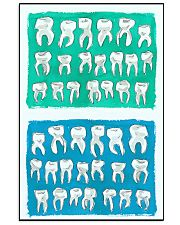 Molar Art 11x17 Poster front