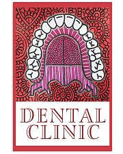 Dental Clinic Banner 11x17 Poster front
