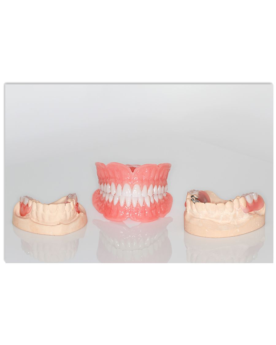 Dentures 17x11 Poster