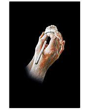 Dental Technician Hands 11x17 Poster front