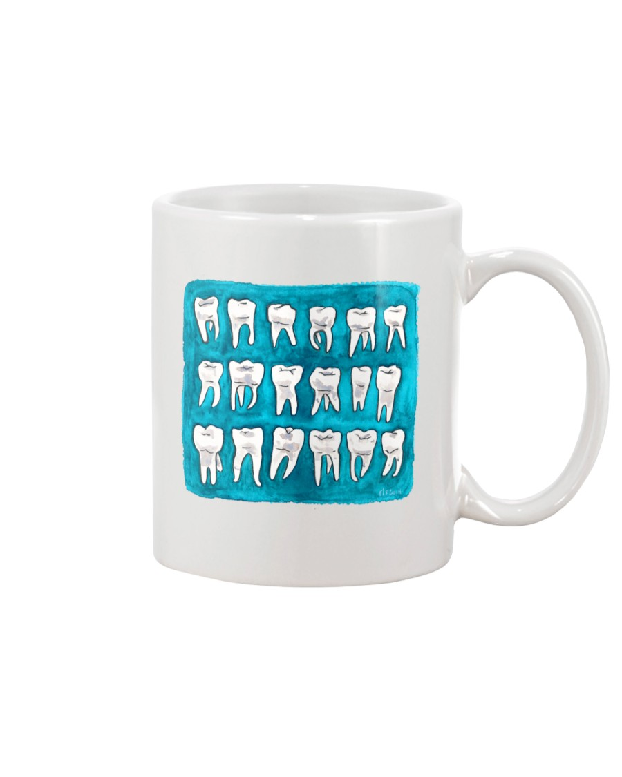 Dental Painting art Mug