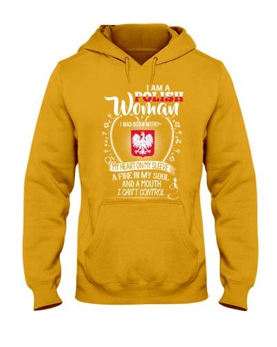 I'm a Polish Woman - I Can't Control