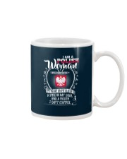 I'm a Polish Woman - I Can't Control Mug tile