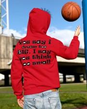 Limited Cheap Hoodie Hooded Sweatshirt apparel-hooded-sweatshirt-lifestyle-back-119