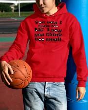 Limited Cheap Hoodie Hooded Sweatshirt apparel-hooded-sweatshirt-lifestyle-front-117