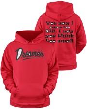 Limited Cheap Hoodie Hooded Sweatshirt apparel-hooded-sweatshirt-lifestyle-front-37