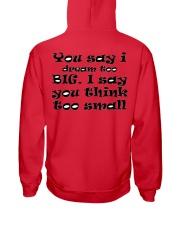 Limited Cheap Hoodie Hooded Sweatshirt back