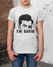 ew david shirt Classic T-Shirt apparel-classic-tshirt-lifestyle-31