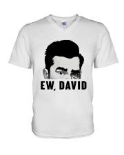 ew david shirt V-Neck T-Shirt thumbnail
