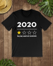 2020 very bad would not recommend shirt Classic T-Shirt lifestyle-mens-crewneck-front-18