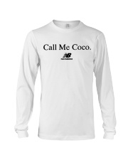 call me coco shirt Long Sleeve Tee thumbnail
