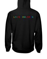 LM Hooded Sweatshirt back