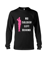 No Soldier Left Behind Long Sleeve Tee tile