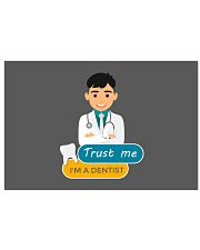 Trust me i'm adentist funny Mug and Posters 17x11 Poster thumbnail
