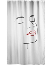 I Really Love My Red Lips Window Curtain - Blackout thumbnail