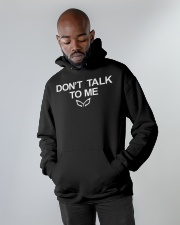 THE MASKED SINGER DON'T TALK TO ME Hoodie Hooded Sweatshirt apparel-hooded-sweatshirt-lifestyle-front-09