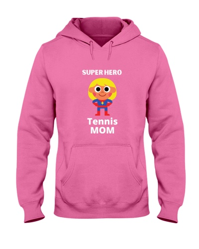 superhero tennis mom