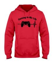 Gaming Is My Life Hooded Sweatshirt thumbnail
