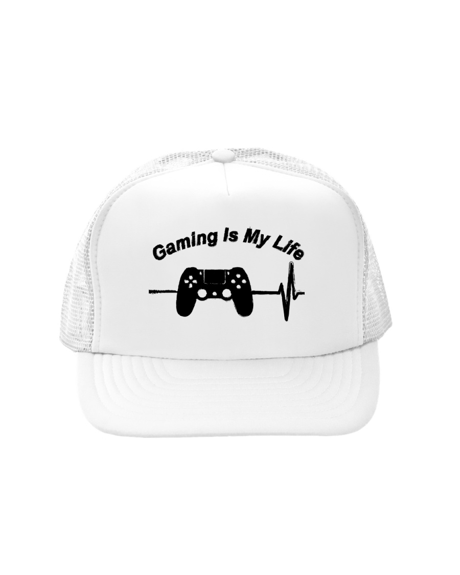 Gaming Is My Life Trucker Hat