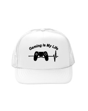 Gaming Is My Life Trucker Hat front